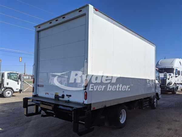 2012 Isuzu NPR 4x2, Dry Freight #481776 - photo 1