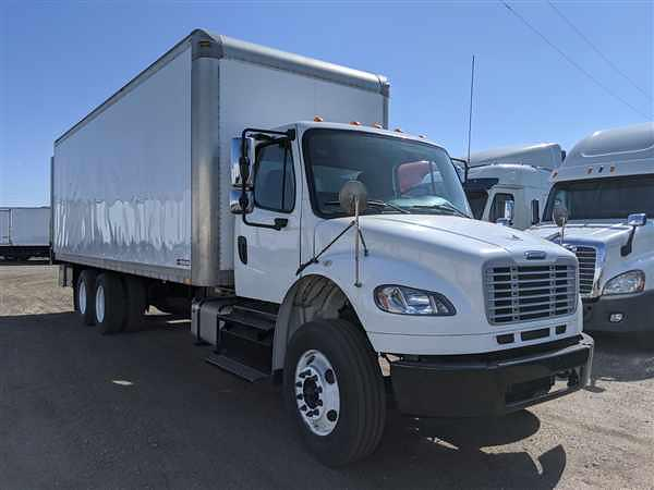 2013 Freightliner Truck 6x4, Dry Freight #512099 - photo 4