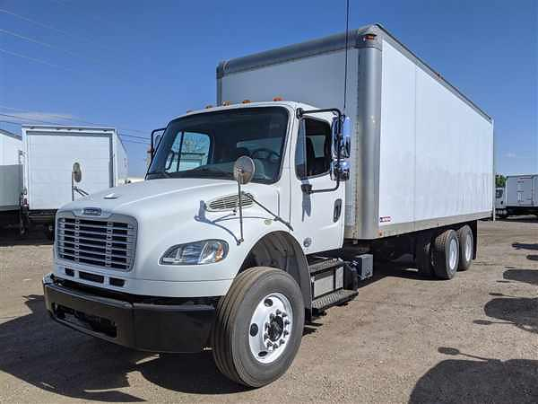 2013 Freightliner Truck 6x4, Dry Freight #512099 - photo 1
