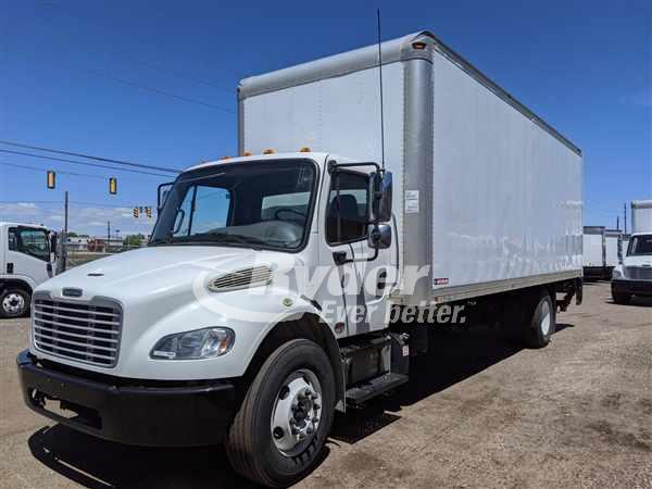 2014 Freightliner Truck 4x2, Dry Freight #536611 - photo 1