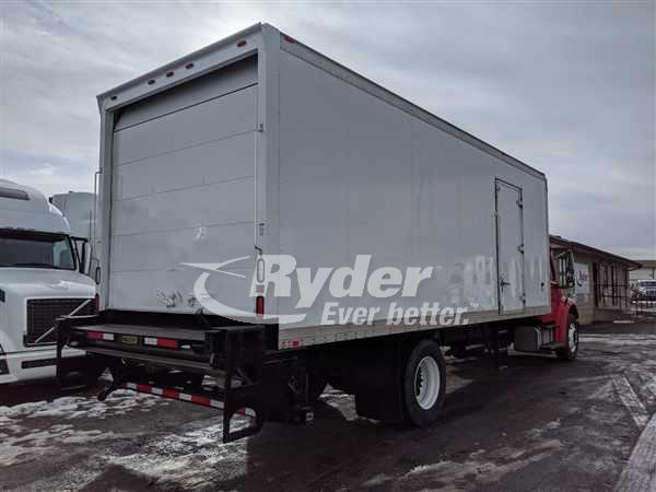 2014 Freightliner Truck 4x2, Morgan Dry Freight #559032 - photo 1