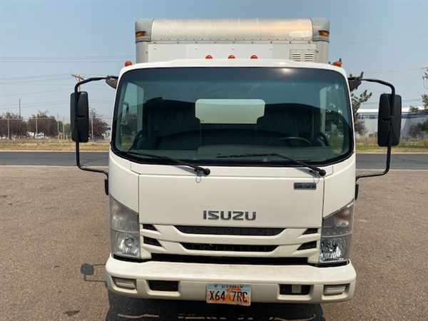 2015 Isuzu NPR Regular Cab 4x2, Dry Freight #655626 - photo 1