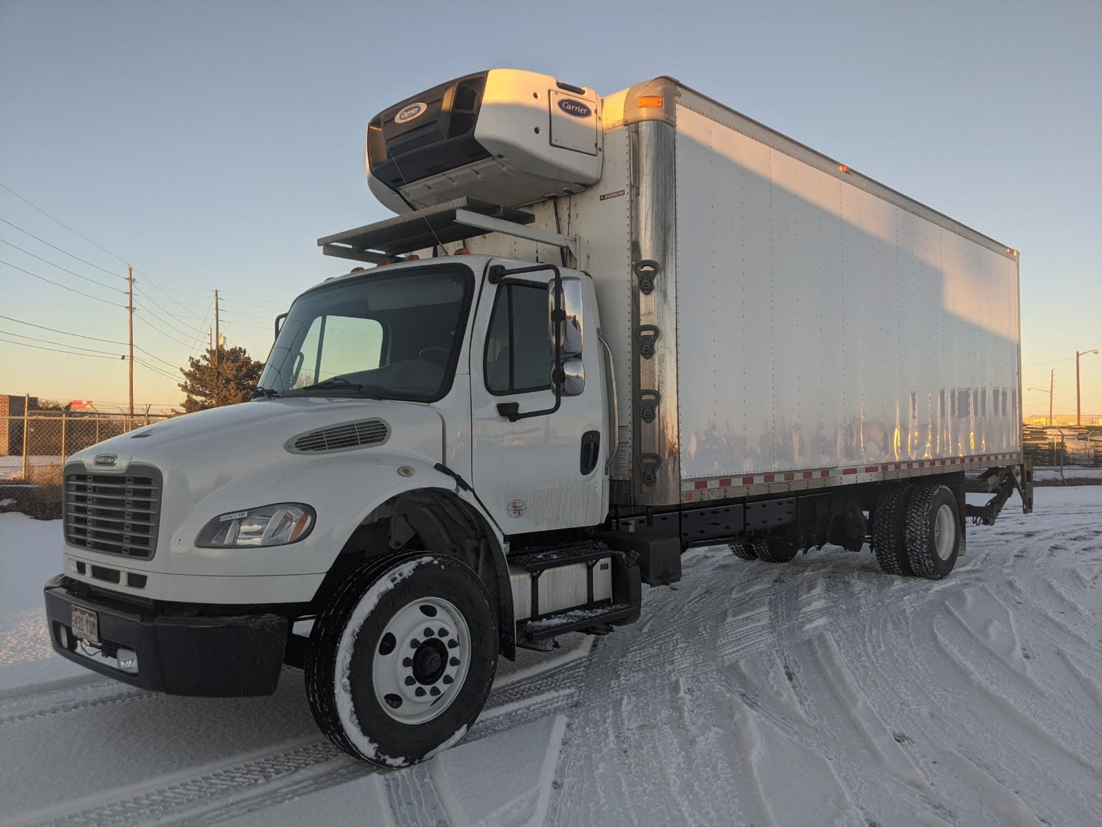 2016 Freightliner M2 106 4x2, Refrigerated Body #656600 - photo 1