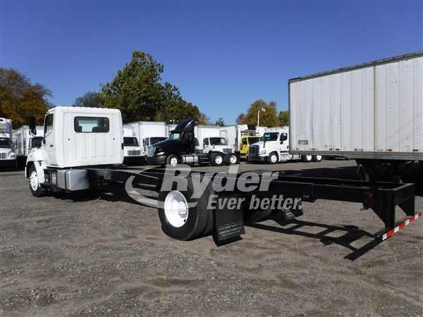 2014 Hino Truck, Cab Chassis #322173 - photo 1