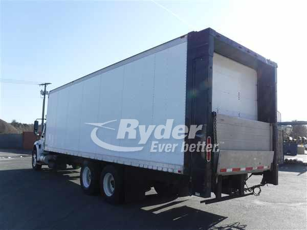 2012 International DuraStar 4400 6x4, Dry Freight #451366 - photo 1