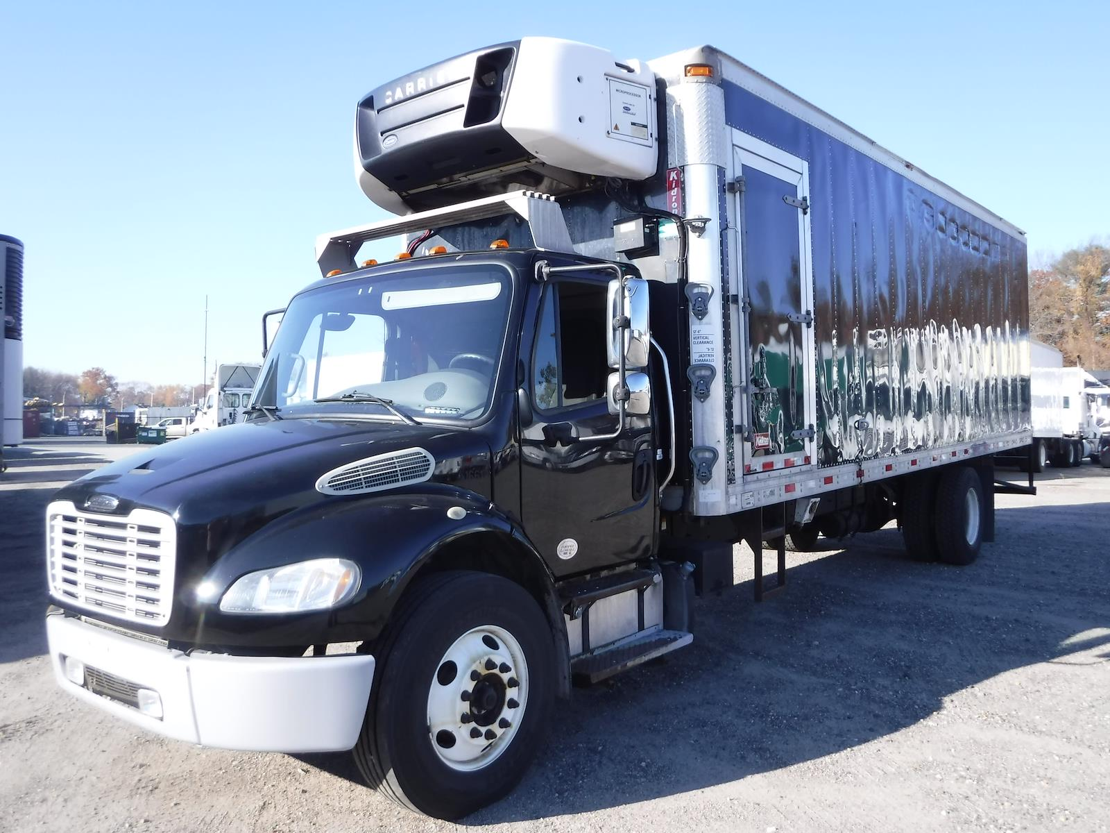 2014 Freightliner M2 106 4x2, Refrigerated Body #516613 - photo 1