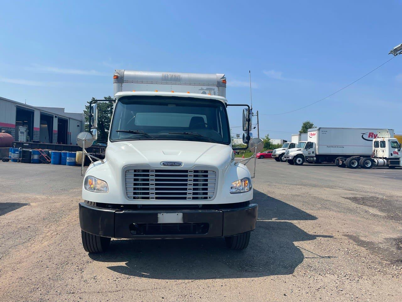 2014 Freightliner M2 106 4x2, Cab Chassis #525604 - photo 1