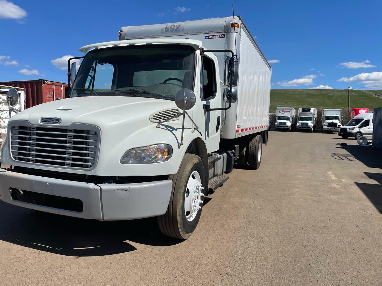 2014 Freightliner M2 106 4x2, Dry Freight #525614 - photo 1
