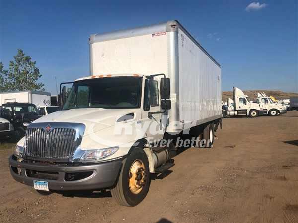 2014 International DuraStar 4300 4x2, Dry Freight #535628 - photo 1