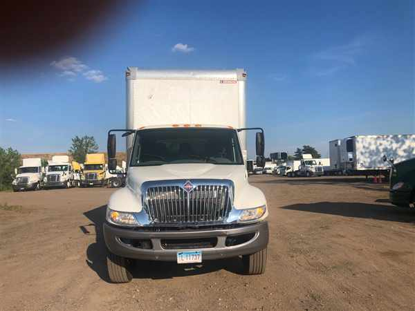 2014 International DuraStar 4300 4x2, Dry Freight #535628 - photo 1