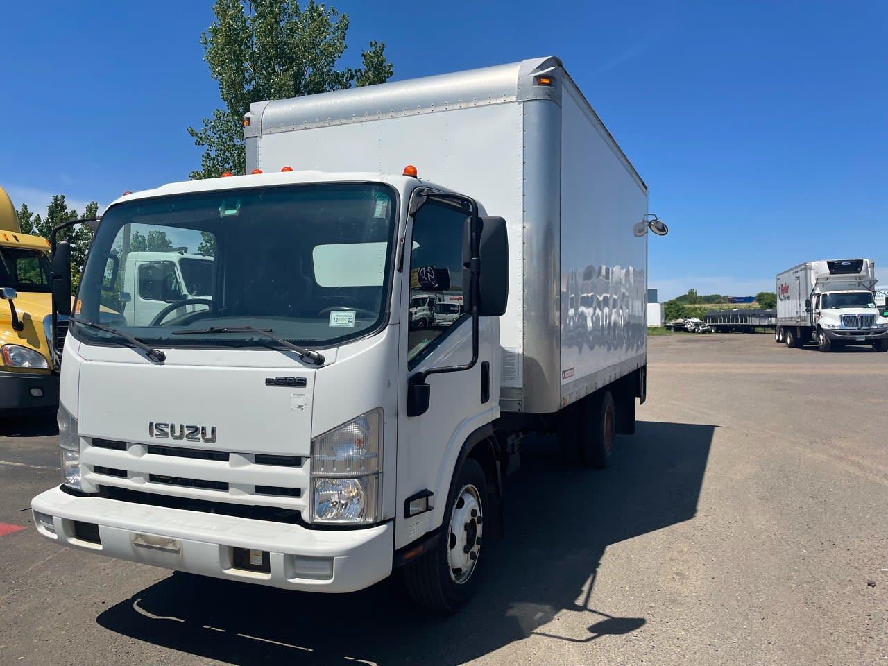 2014 Isuzu NPR-HD Regular Cab 4x2, Dry Freight #571154 - photo 1