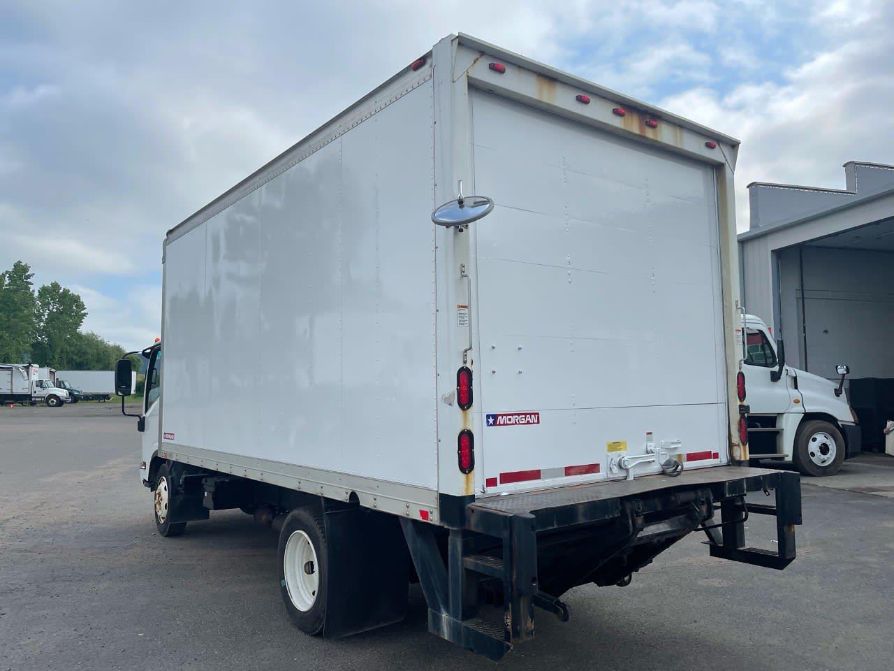 2014 Isuzu NPR-HD Regular Cab 4x2, Dry Freight #571155 - photo 1