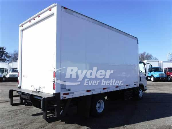 2014 Isuzu NPR-HD Regular Cab 4x2, Morgan Dry Freight #583215 - photo 1