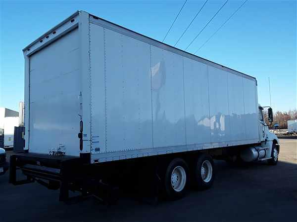 2011 Freightliner Columbia 6x4, Dry Freight #624842 - photo 1