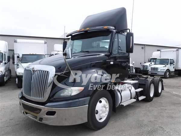 2011 International Truck 6x4, Cab Chassis #632130 - photo 1
