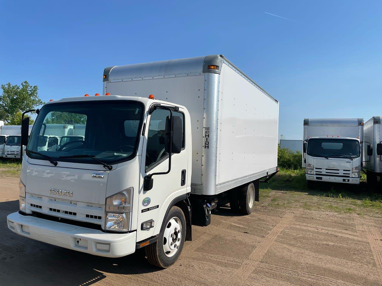 2015 Isuzu NQR Regular Cab 4x2, Dry Freight #650468 - photo 1