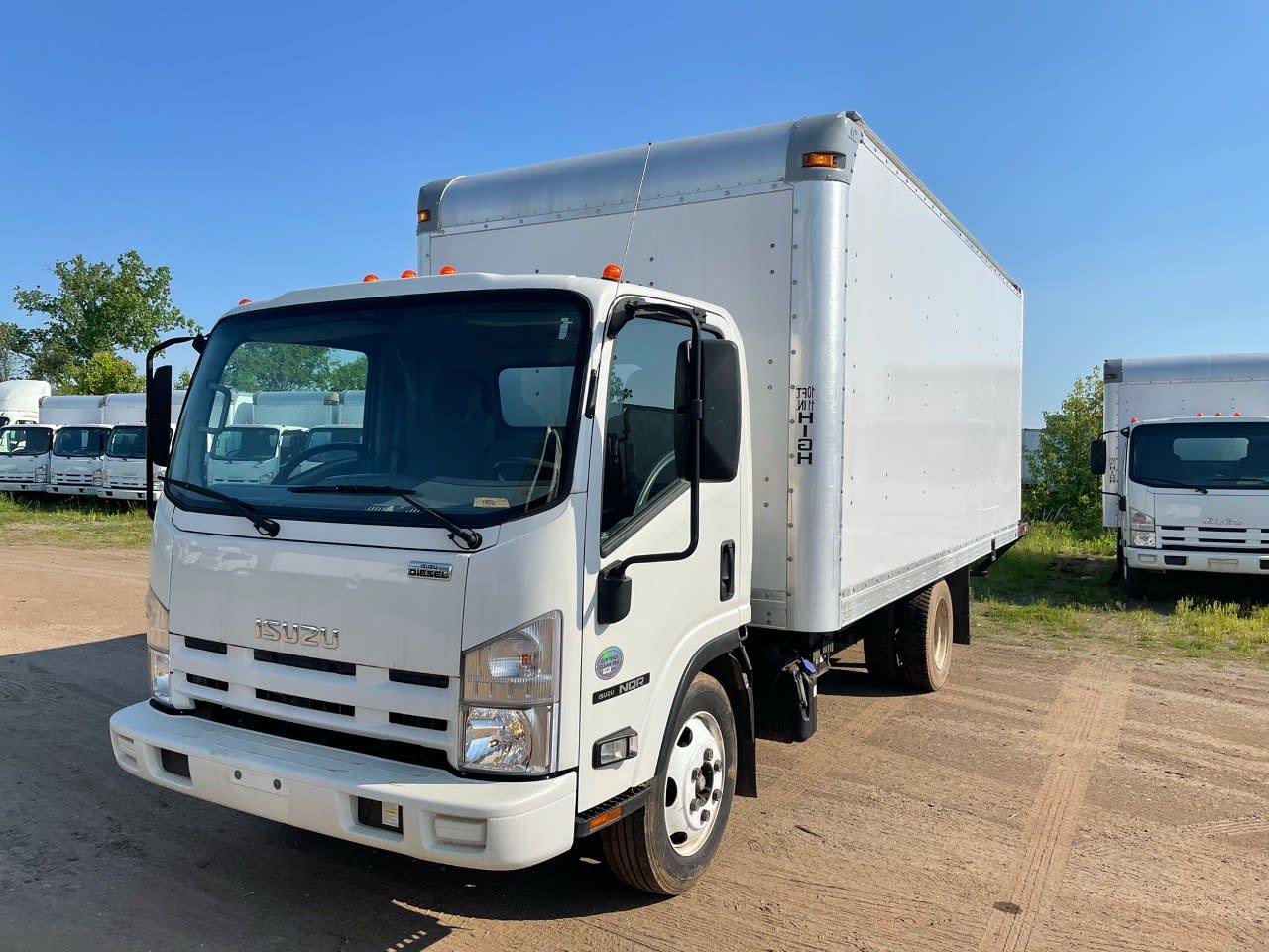 2015 Isuzu NQR Regular Cab 4x2, Dry Freight #650476 - photo 1