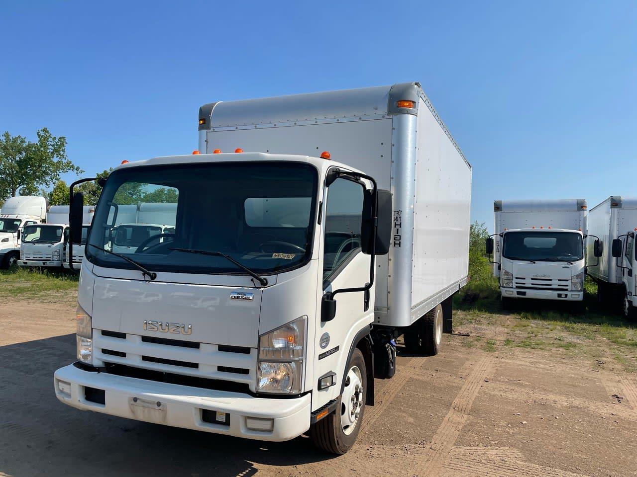 2015 Isuzu NQR Regular Cab 4x2, Dry Freight #650481 - photo 1