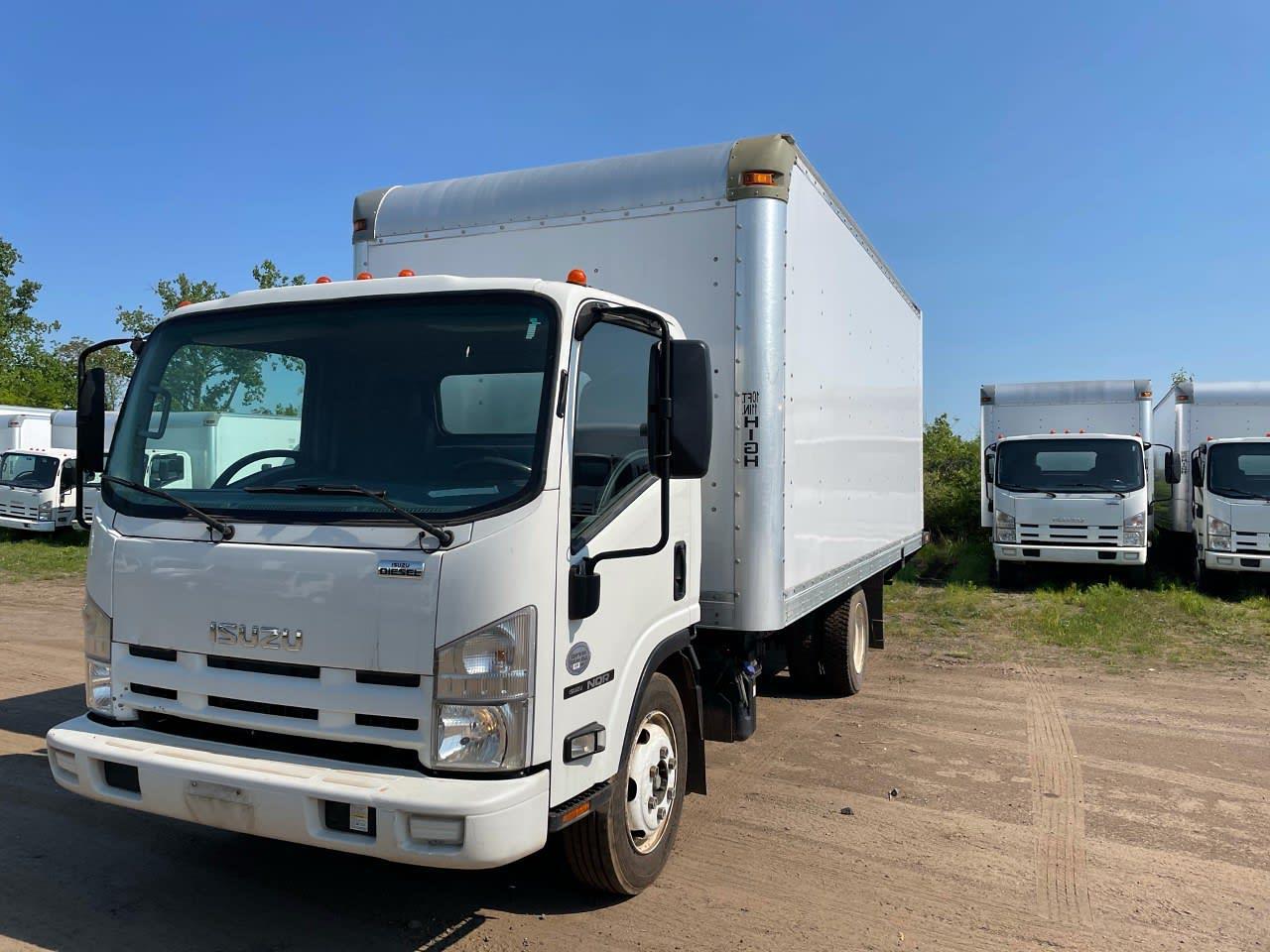 2015 Isuzu NQR Regular Cab 4x2, Dry Freight #650485 - photo 1