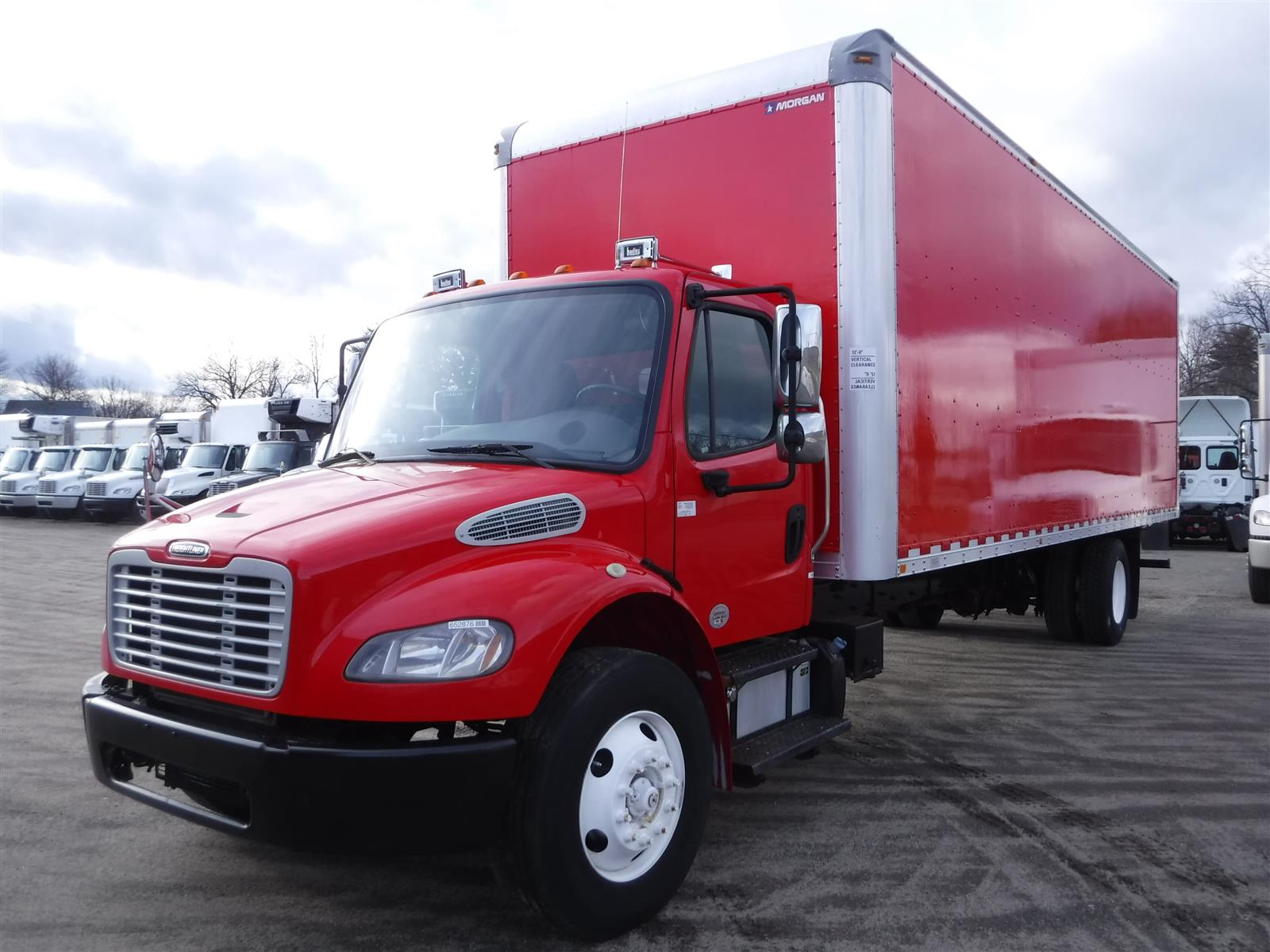 2016 Freightliner M2 106 4x2, Dry Freight #652876 - photo 1