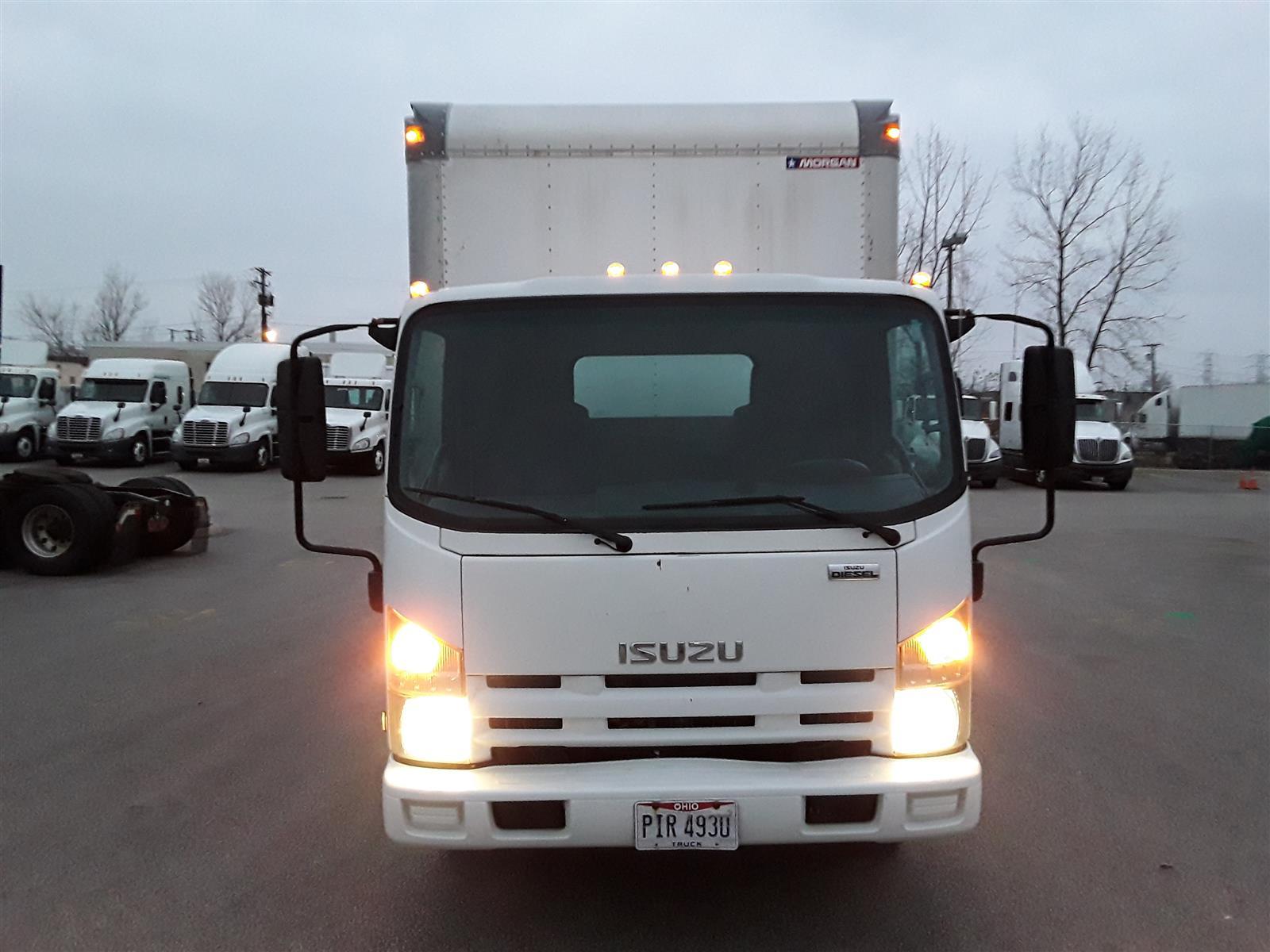 2015 Isuzu NPR-HD Regular Cab 4x2, Dry Freight #315740 - photo 1