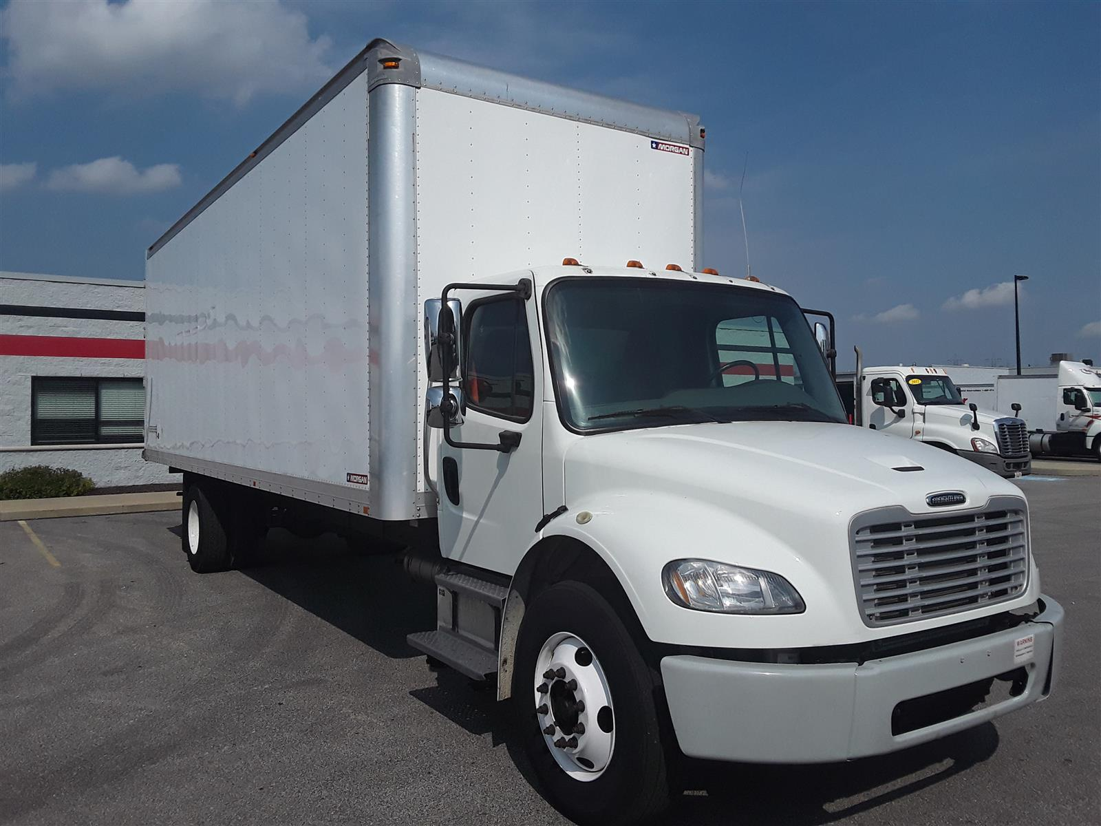 2015 Freightliner M2 106 4x2, Dry Freight #318364 - photo 1