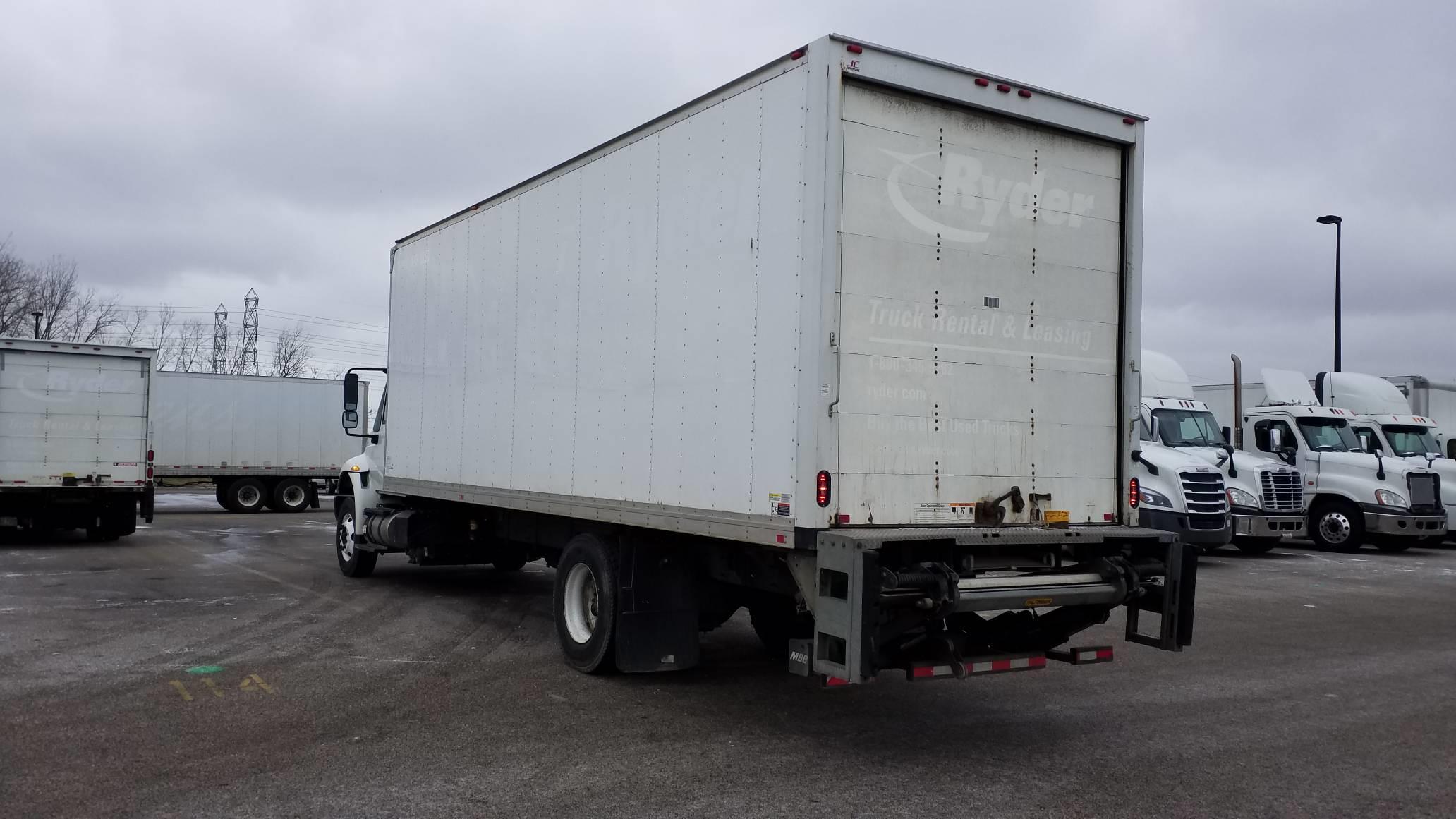 2016 International DuraStar 4300 4x2, Dry Freight #378535 - photo 1
