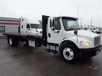 2014 Freightliner M2 106 4x2, Platform Body #539772 - photo 1