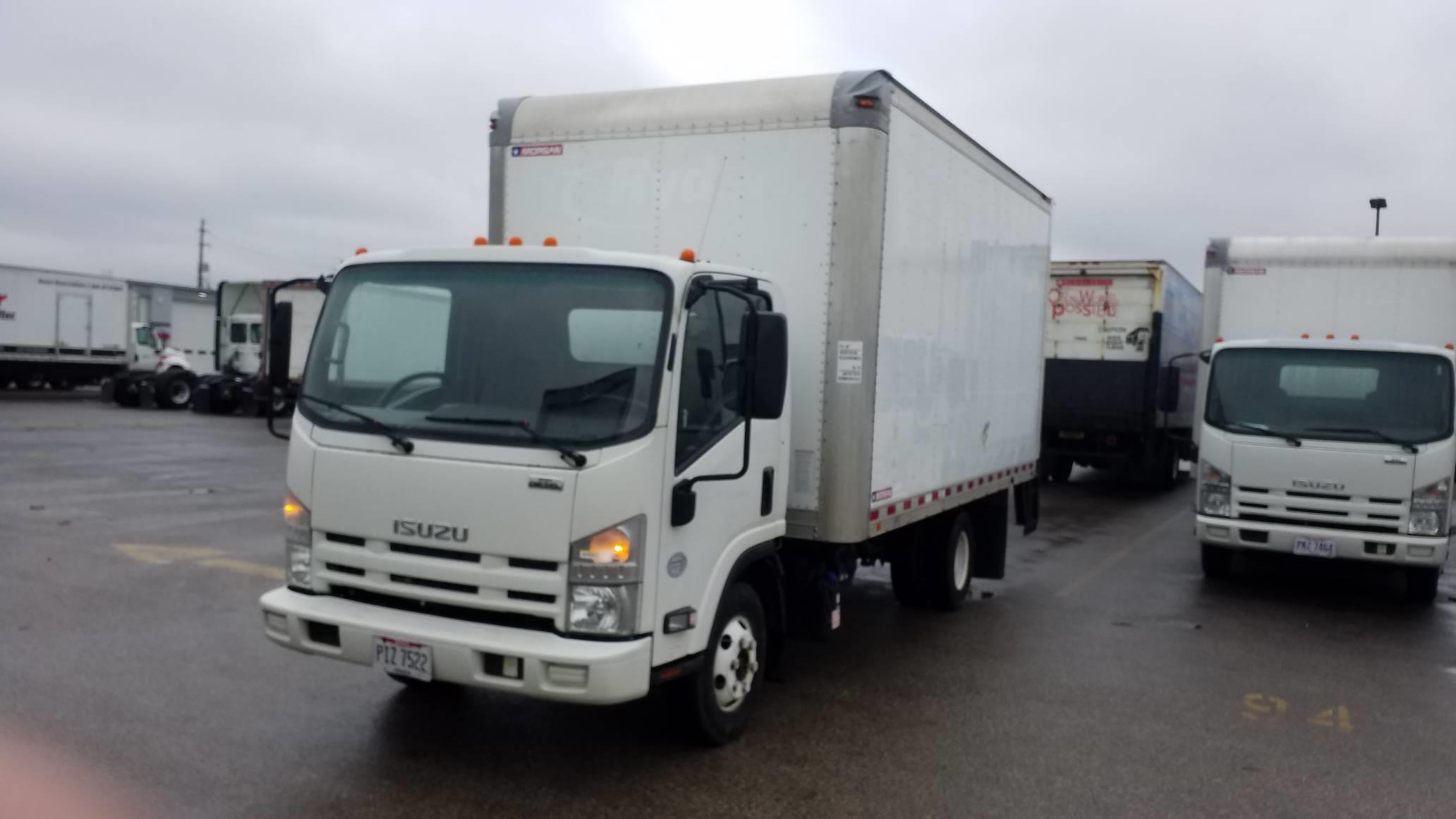 2015 Isuzu NPR-HD Regular Cab 4x2, Dry Freight #644352 - photo 1