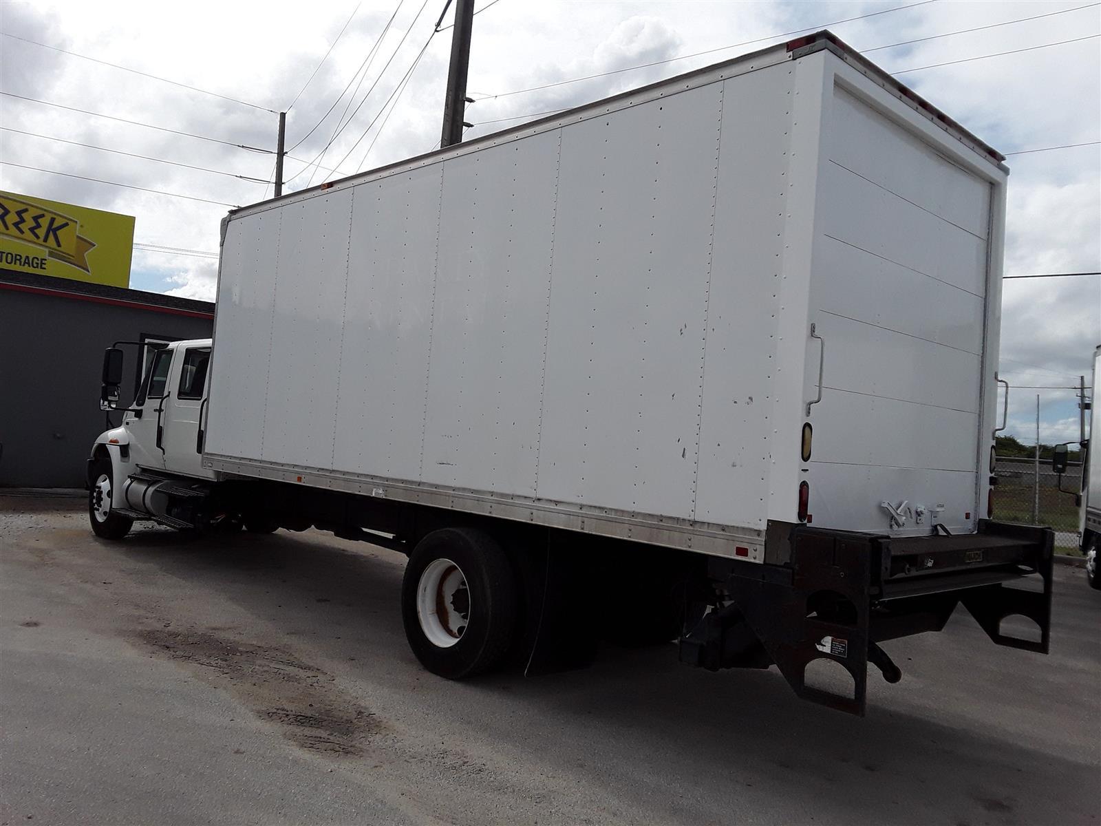 2013 International DuraStar 4300 4x2, Dry Freight #502286 - photo 1