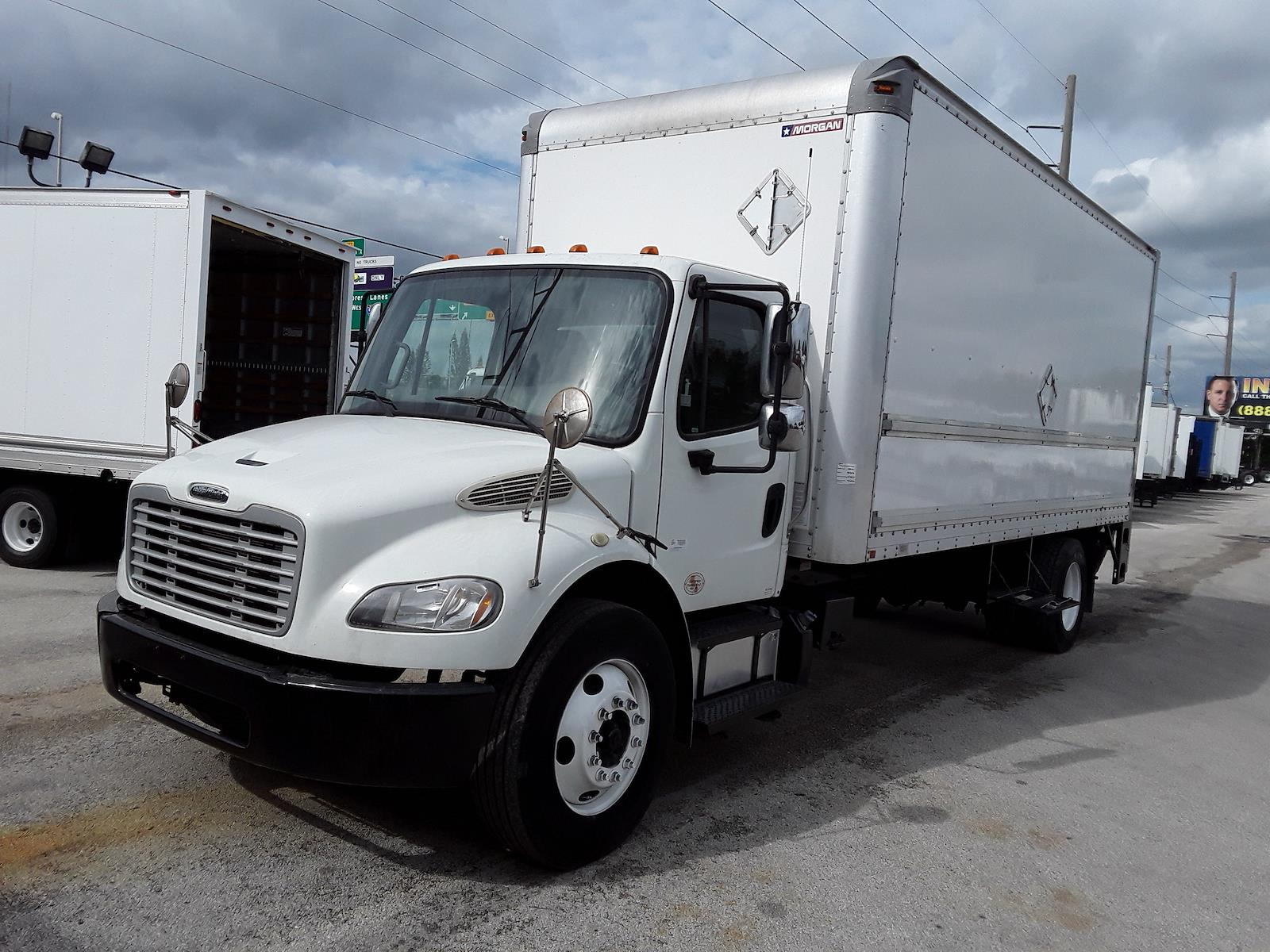 2014 Freightliner M2 106 4x2, Dry Freight #542192 - photo 1