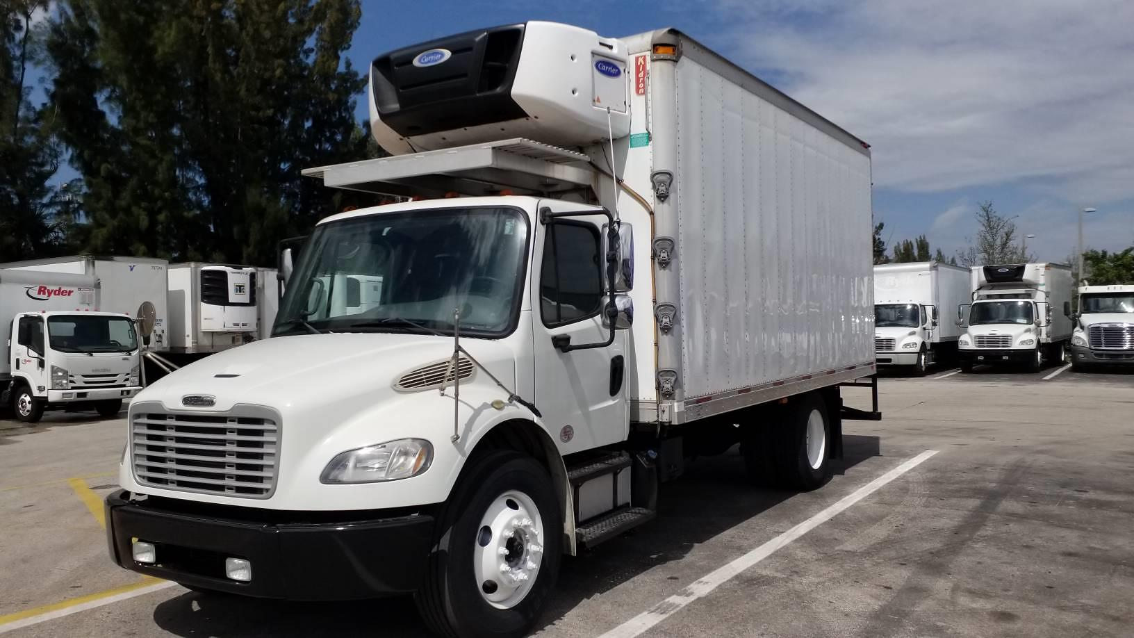 2015 Freightliner M2 106 4x2, Refrigerated Body #638511 - photo 1