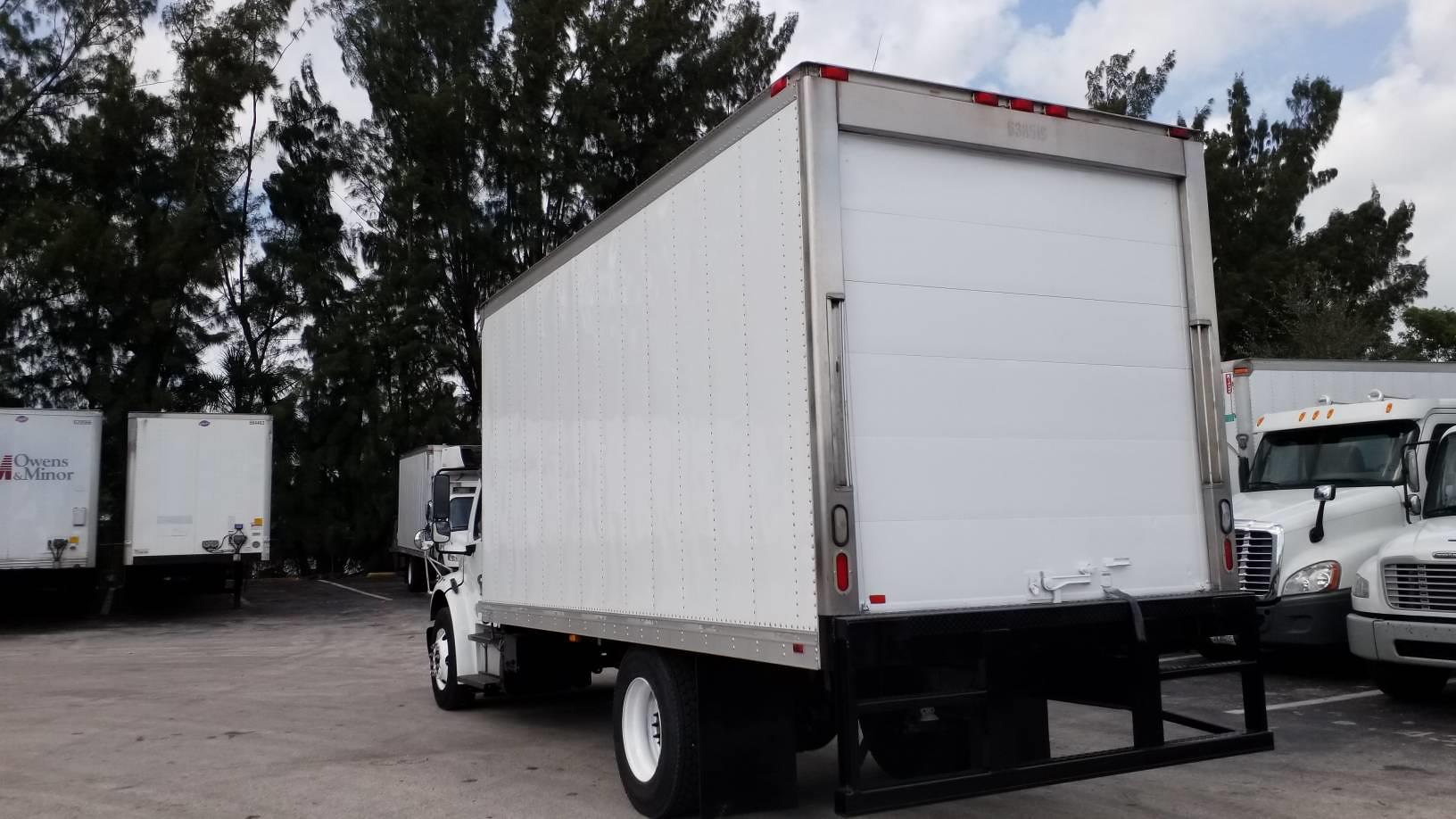 2015 Freightliner M2 106, Refrigerated Body #638519 - photo 1