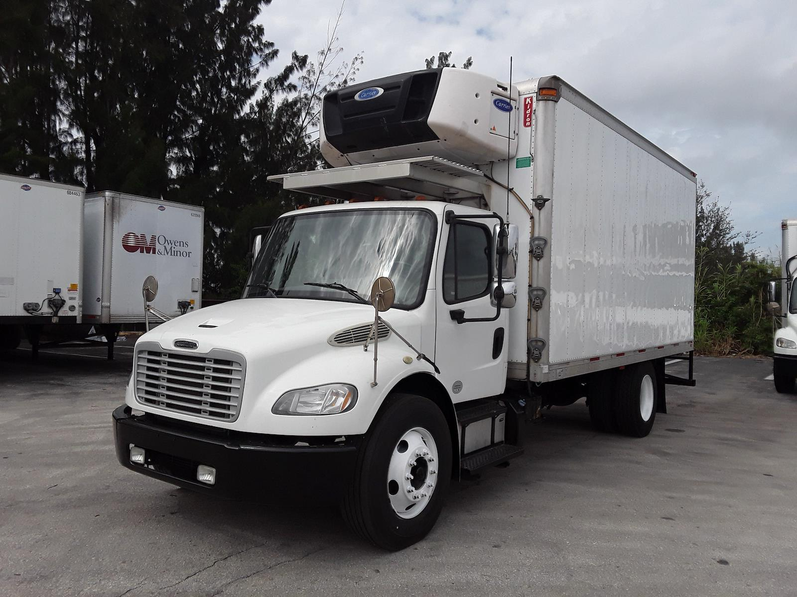 2015 Freightliner M2 106, Refrigerated Body #638522 - photo 1