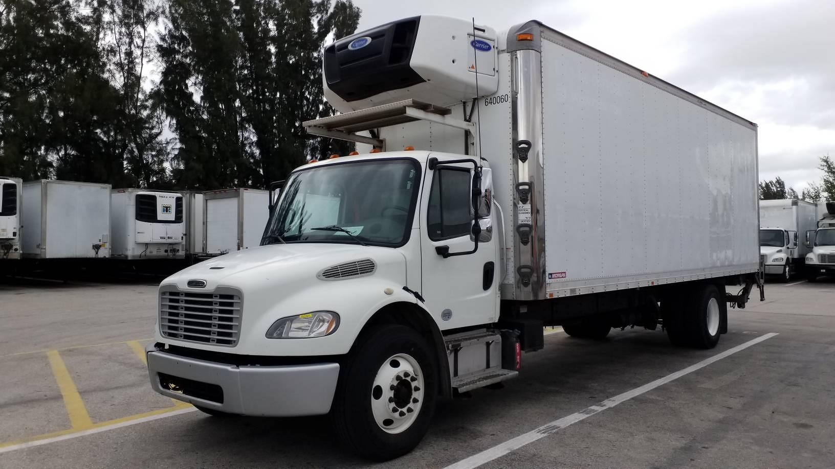 2015 Freightliner M2 106 4x2, Refrigerated Body #640060 - photo 1