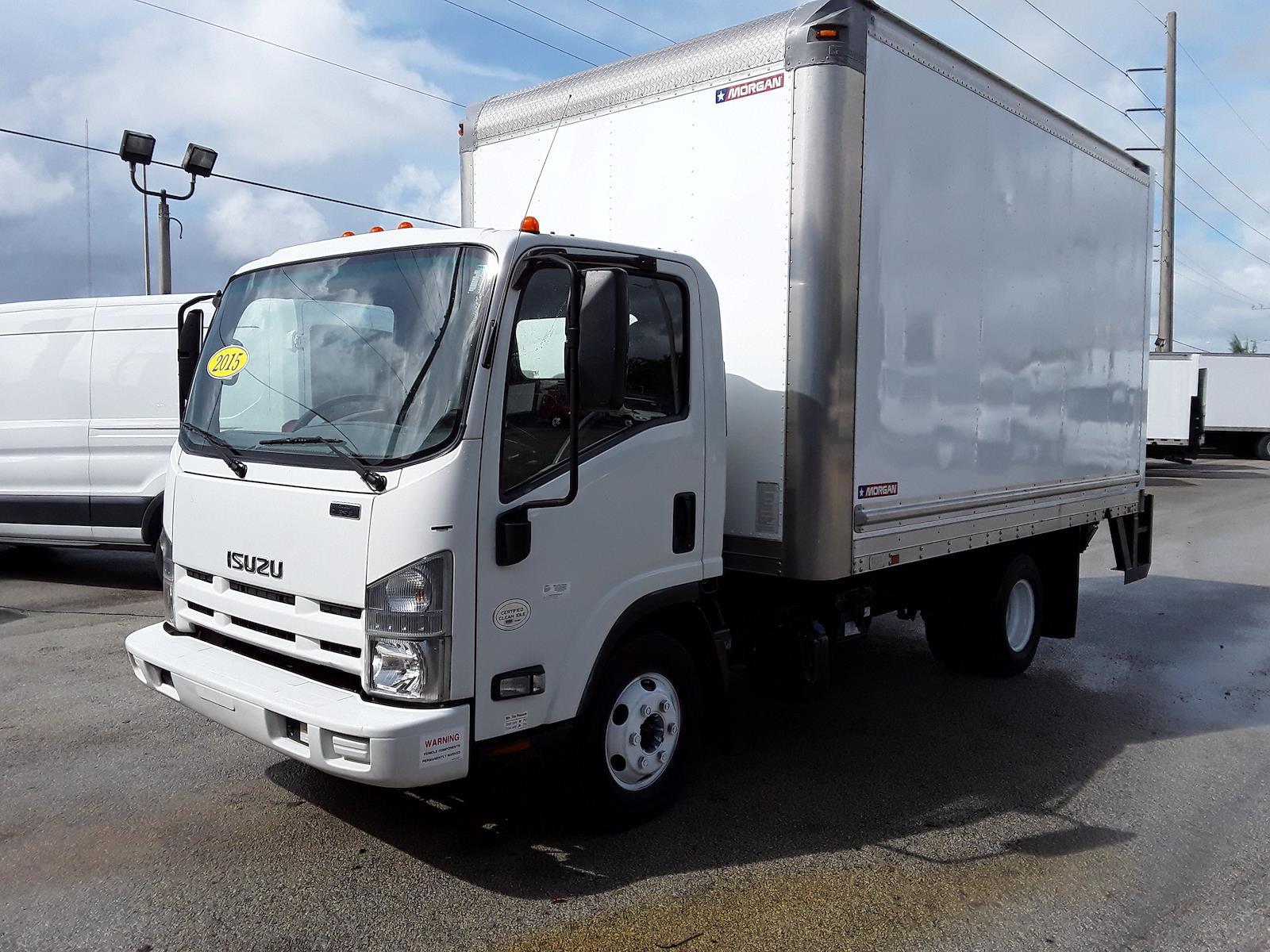 2015 Isuzu NPR-HD Regular Cab 4x2, Dry Freight #642667 - photo 1
