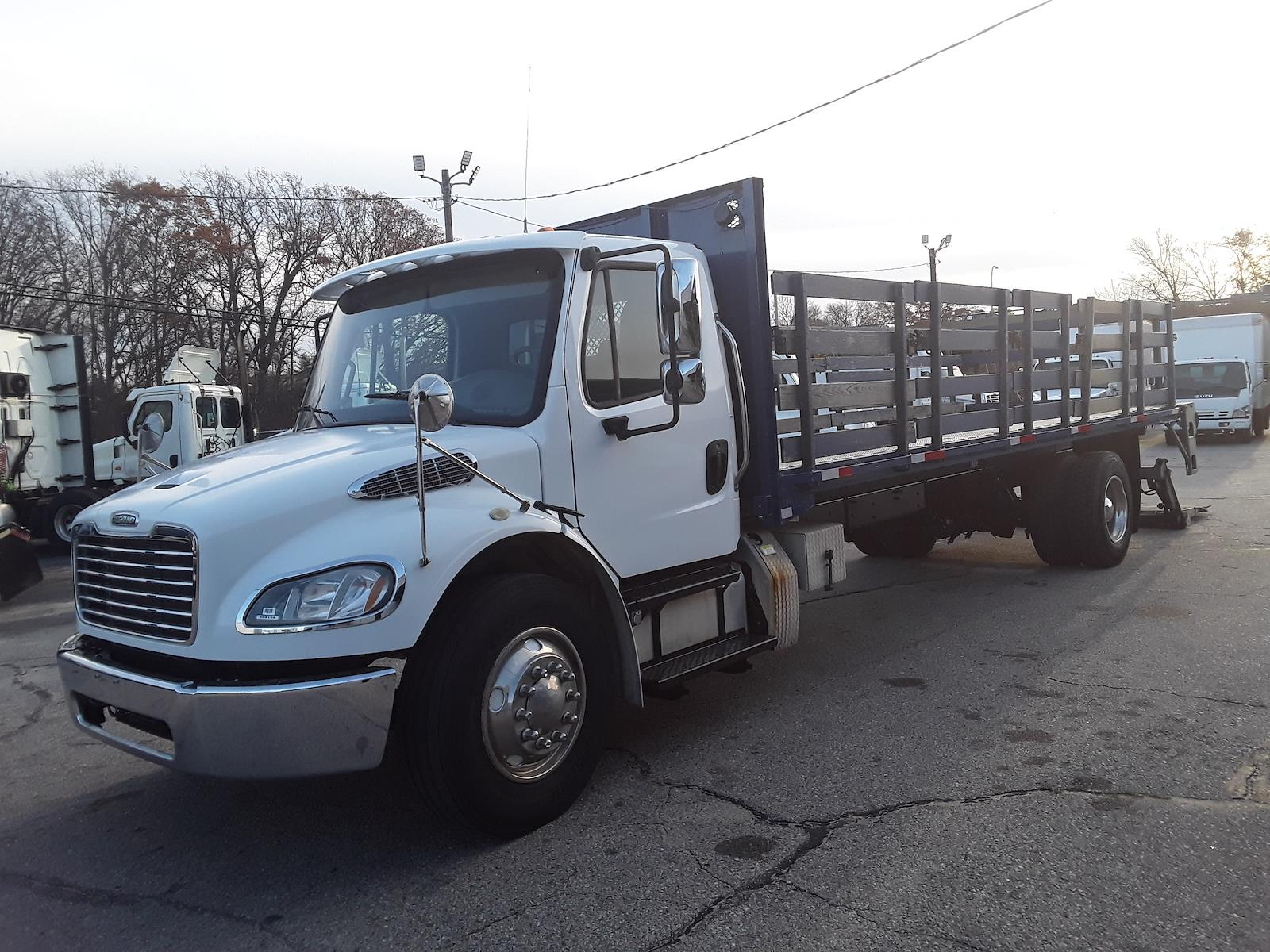 2015 Freightliner M2 106 4x2, Stake Bed #308108 - photo 1