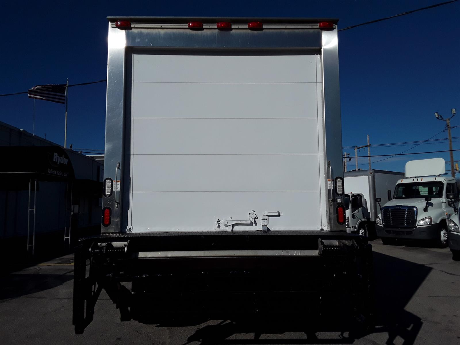 2016 Freightliner M2 106 4x2, Refrigerated Body #365219 - photo 1