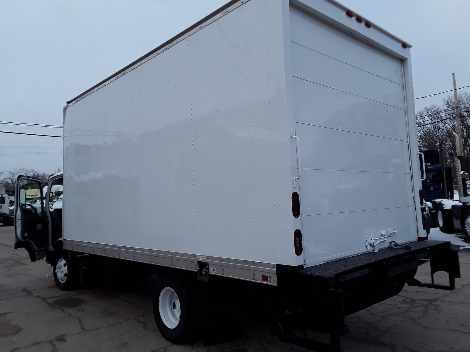 2015 Isuzu NPR-HD Regular Cab 4x2, Dry Freight #376026 - photo 1