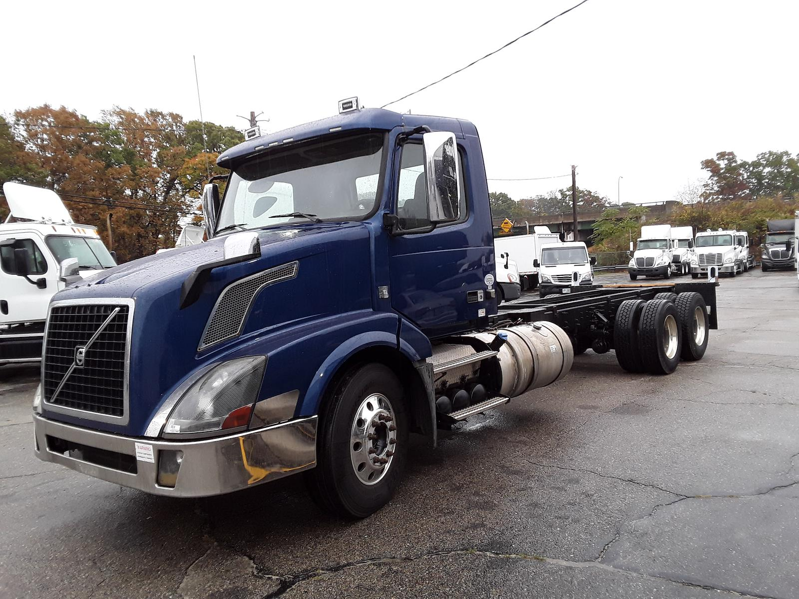 2013 Volvo VNL 6x4, Cab Chassis #458786 - photo 1