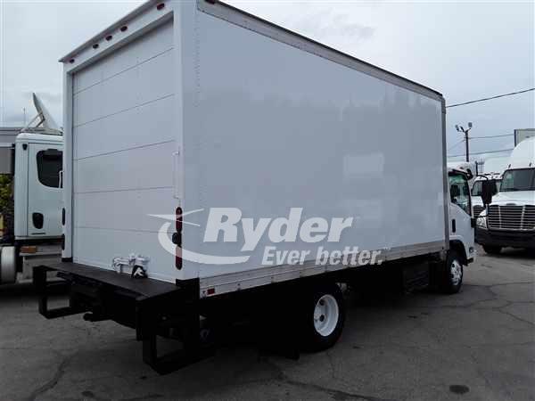 2012 Isuzu NPR 4x2, Morgan Dry Freight #471962 - photo 1