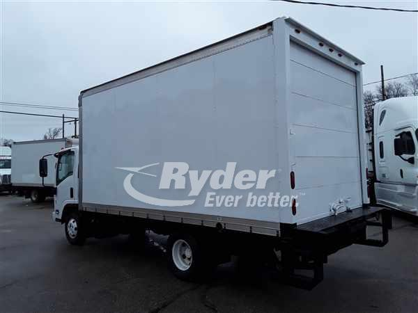 2012 Isuzu NPR 4x2, Dry Freight #481636 - photo 1