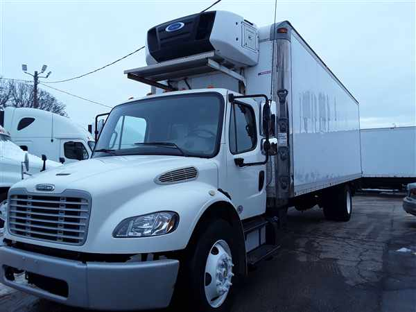 2013 Freightliner M2 106 4x2, Refrigerated Body #493759 - photo 1