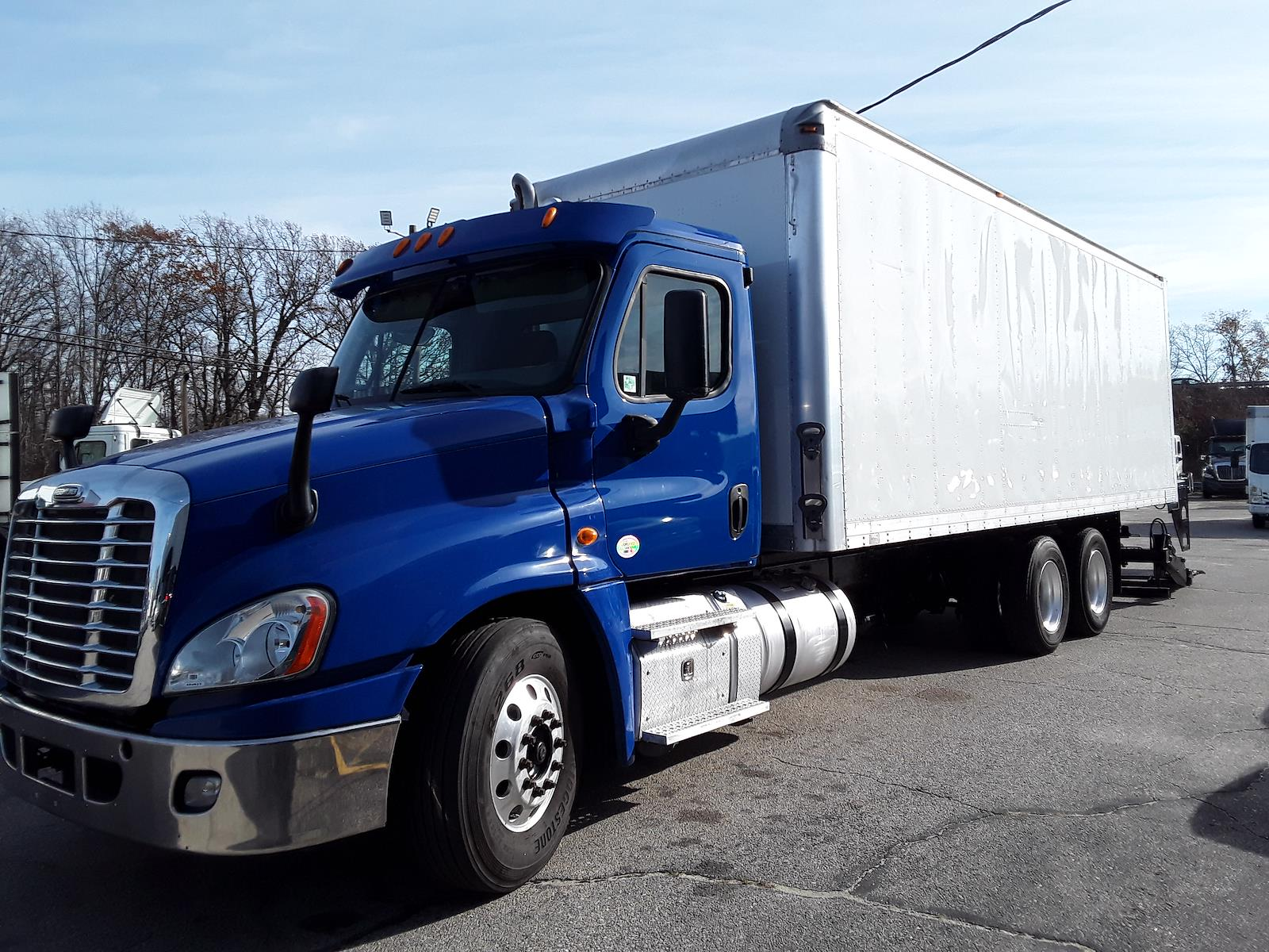 2013 Freightliner Cascadia 6x4, Dry Freight #499823 - photo 1