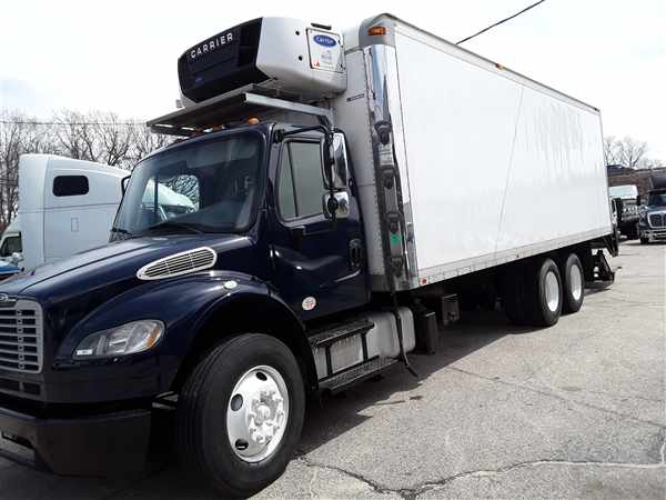 2013 Freightliner Truck 6x4, Refrigerated Body #502139 - photo 1