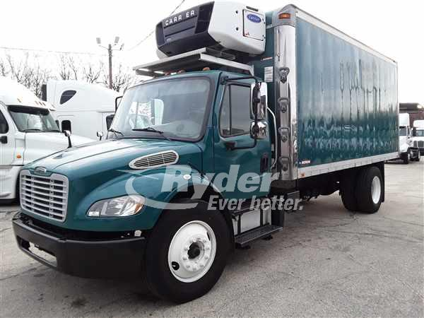 2013 Freightliner Truck 4x2, Refrigerated Body #502878 - photo 1