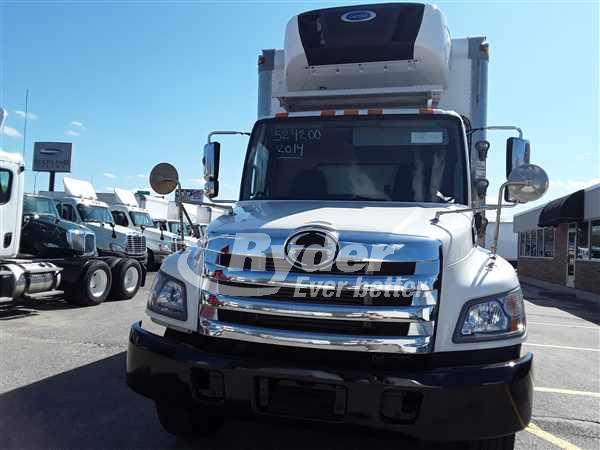 2014 Hino Truck, Cab Chassis #524200 - photo 1