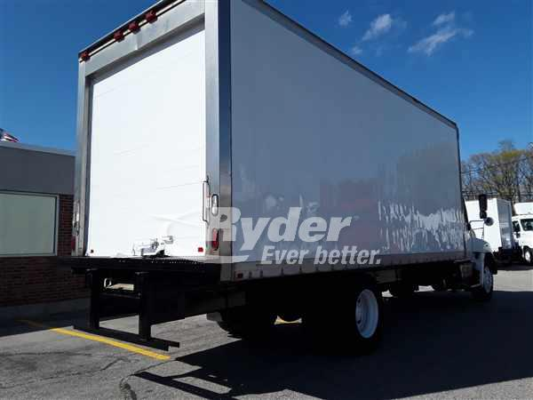 2014 Hino Truck, Refrigerated Body #524200 - photo 1