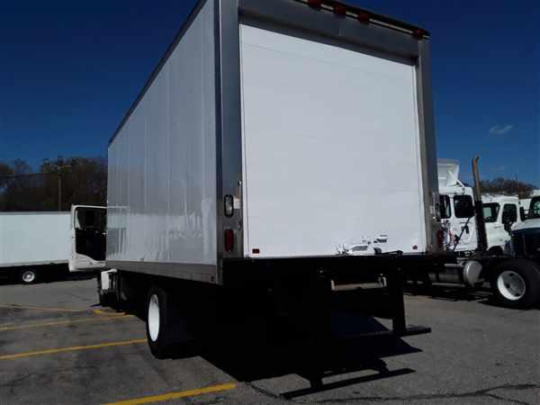 2014 Hino Truck, Refrigerated Body #524200 - photo 1