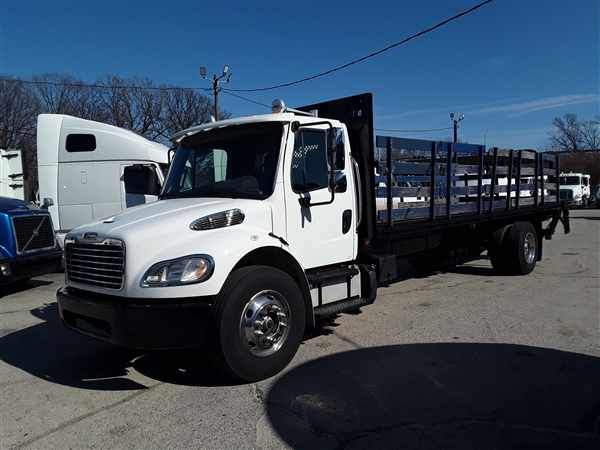 2014 Freightliner M2 106 4x2, Stake Bed #525762 - photo 1